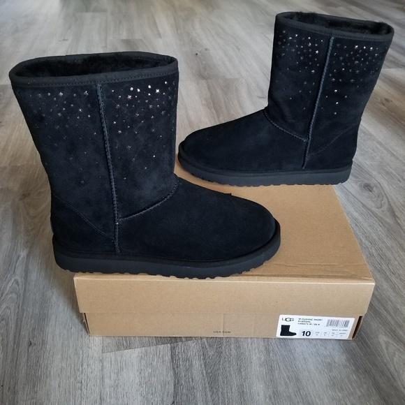 UGG Shoes | Ugg Classic Short Stargirl